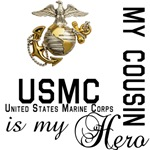 USMC My Cousin MY Hero