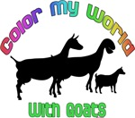 Color my World with Goats