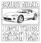 miata viper british car