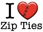 I love zip ties