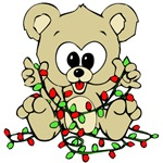 Holiday Teddy Bear
