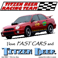 Titzen Beer Racing Team - Hot Import