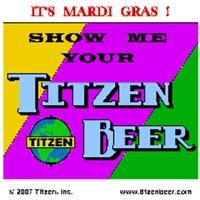 It's Mardi Gras - Show me your...
