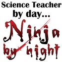 Science Techer Ninja