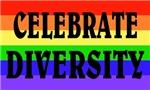 Celebrate Diversity T-Shirts & Gifts