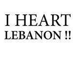 I Heart Lebanon