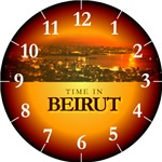 Time in Beirut