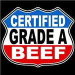 Certified Grade A Beef