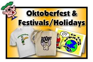 Oktoberfest, Festivals & Holidays