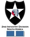 2nd ID Korea