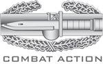 Combat Action Badge