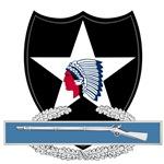 2nd Infantry CIB