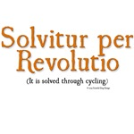 It is solved through cycling