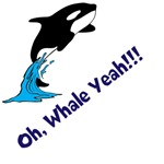Oh, Whale Yeah!