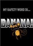 Safety Word Monkey