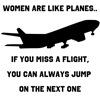 Women are like planes