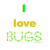 I love bugs shirts