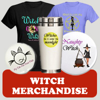 Witch: Tees, Gifts & Apparel