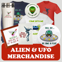 Alien & UFO: Tees, Gifts & Apparel