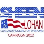 Sheen Lohan 2012 Election
