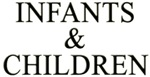Infants & Children - Enter Here for Merchandise