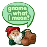 Gnome What I Mean T-Shirt