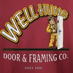 Well Hung Door Framing T-Shirt