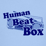 Human Beat Box T-Shirt