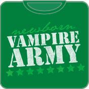 Newborn Vampire Army