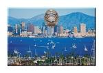 San Diego Police Skyline