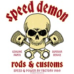 Speed Demon 004