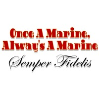 Once A Marine Shirts and More