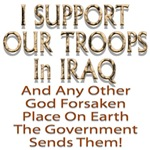 Support in IRAQ or Anywhere