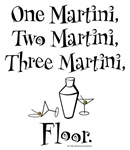 One Martini, Two Martini