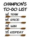 Champion's To-Do List