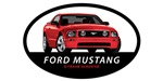 Ford Mustang GT Fastback Red