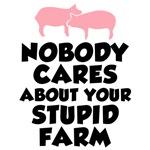 Stupid Farm - Pigs