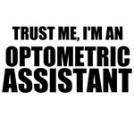 Trust Me, I'm An Optometric Assistant