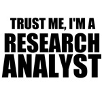 Trust Me, I'm A Research Analyst