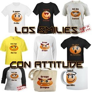 Los Smilies con Attitude