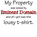My Property was seized by Eminent Domain