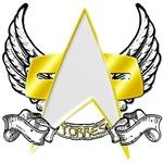 Star Trek Torres Tattoo