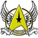Star Trek Chekov Tattoo