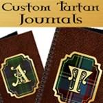 Tartan Custom Journals