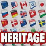 Heritage T-Shirts and Gifts