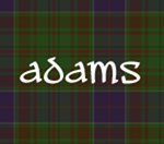 Adams Tartan