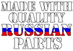 Made With Quality Russian Parts