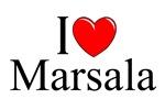 I Love (Heart) Marsala, Italy
