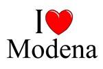 I Love (Heart) Modena, Italy