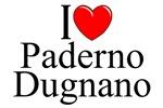 I Love (Heart) Paderno Dugnano, Italy